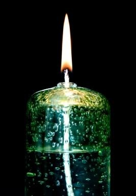 How To Make Liquid Paraffin Oil Candles