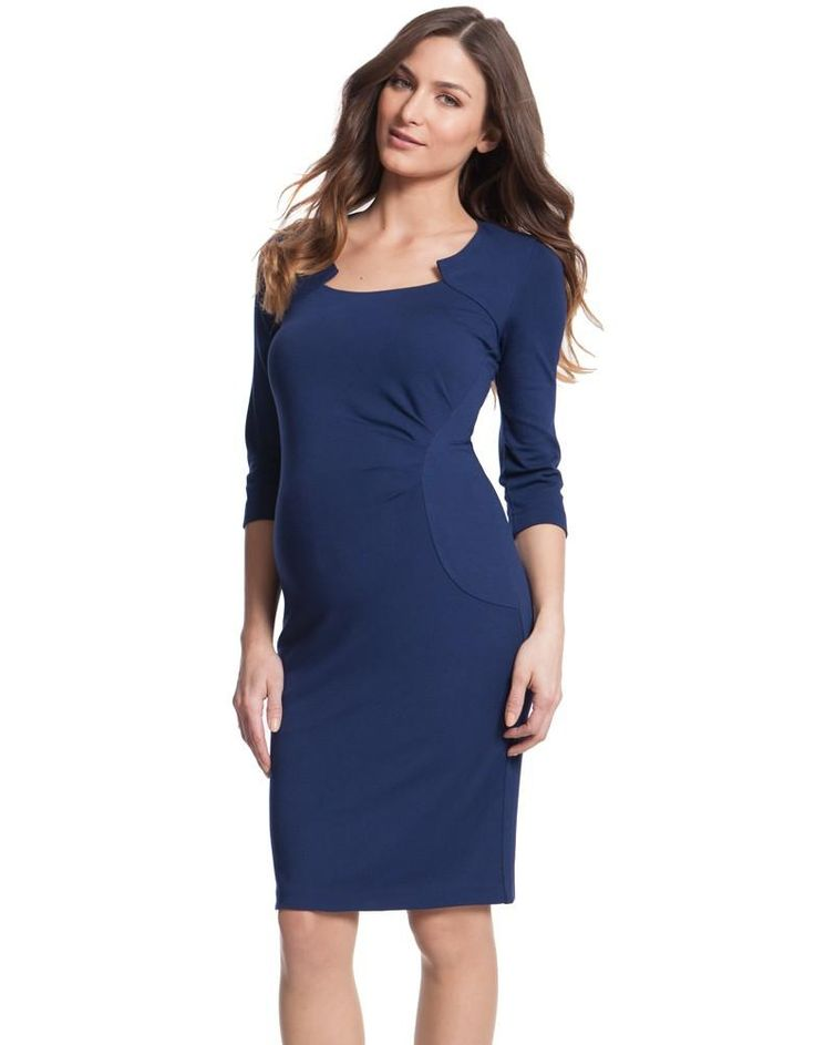Whether you're looking for professional or casual plus size maternity clothes you'll find the look you want here. This assortment include jersey tops, scoop neck dresses, bermuda shorts and khaki pants.