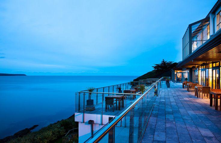 ardmore, ireland: cliff house hotel