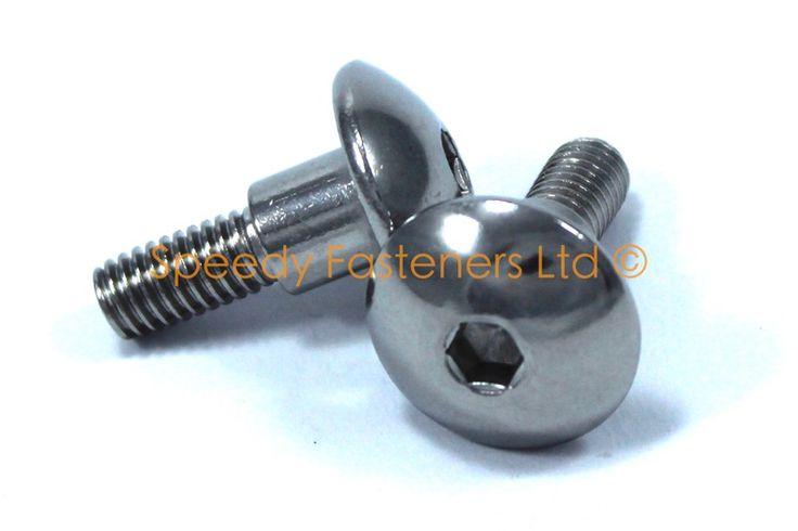 Image result for shoulder bolts for atv fenders