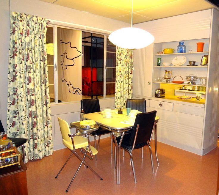 34 Best Lustron Homes Images On Pinterest