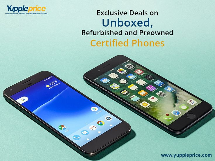 Exclusive Deals on #Unboxedmobiles #Refurbishedmobiles and #PreownedCertifiedPhones