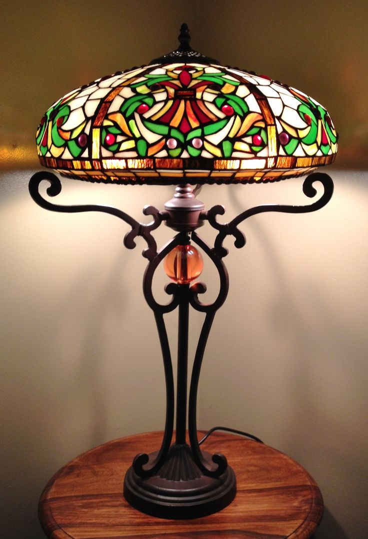 Galicia 16inch Tiffany Table Lamp