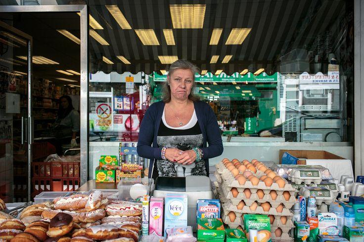 Queen's Crescent Market by Tom Storr