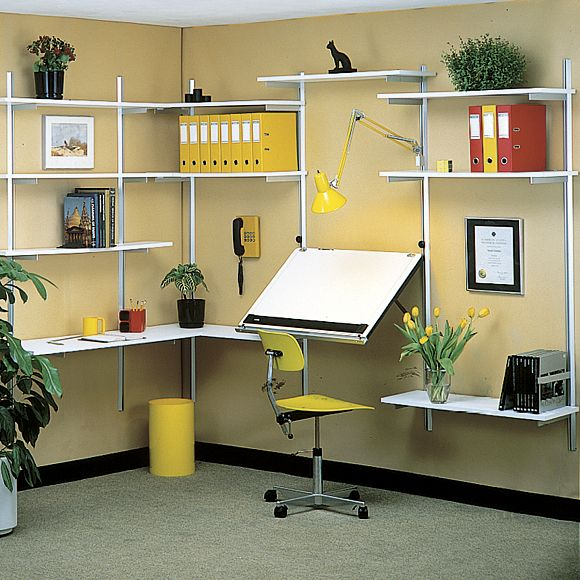 office shelving systems. Cardan Work Surface | Rakks Shelving Systems Office S