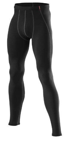 #Löffler Herren Unterhose lang Transtex Warm, schwarz, 48, 10734, 09008805093570