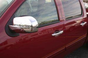 2014 Silverado 1500 Chrome Door Handles