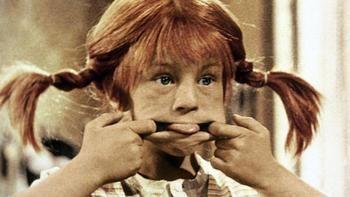 #PippiLangkous #IngerNilsson