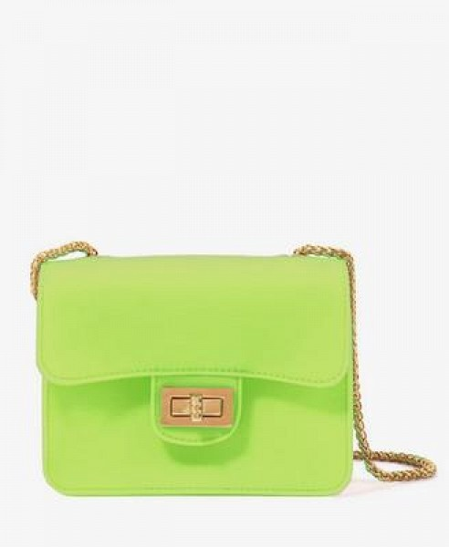 Neon Chain Crossbody by Forever21