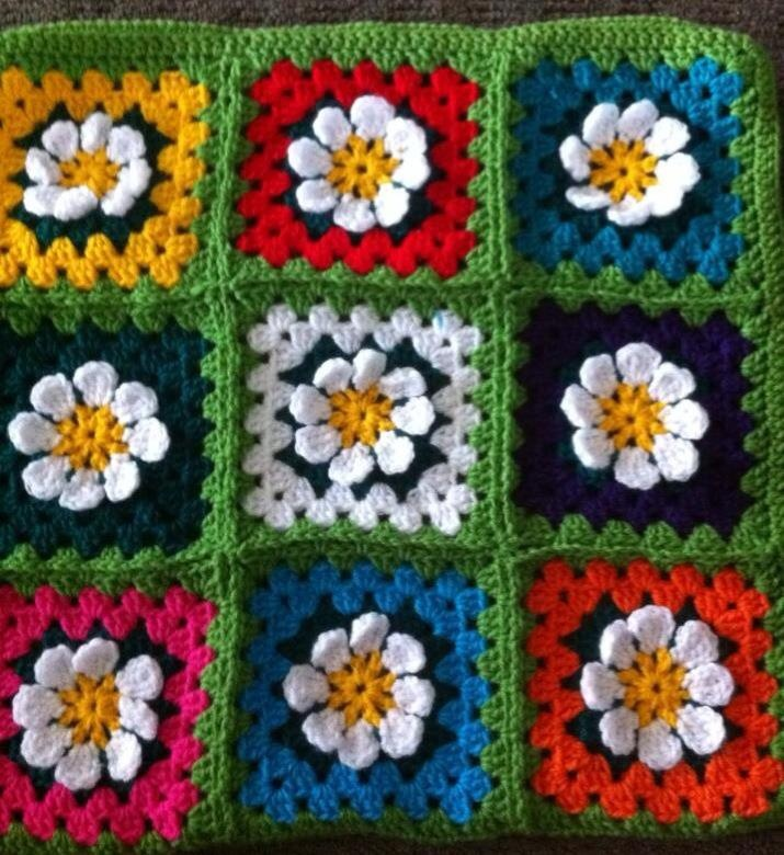 17 Best images about Granny Squares on Pinterest Free ...