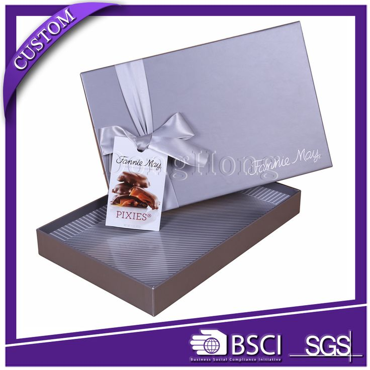 DHP factory custom tasty chocolate gift packaging truffle boxes