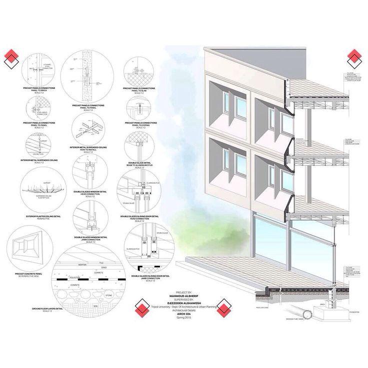 Precast Concrete Wall Panels Attachment : Best precast walls pre glazed images on pinterest