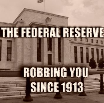 THE FEDERAL RESERVE ...There's nothing Federal about it, it's privately owned!!! INFOWARS.COM  BECAUSE THERE'S A WAR ON FOR YOUR MIND/ Very few people know this! most think that it is the property of the US government!!
