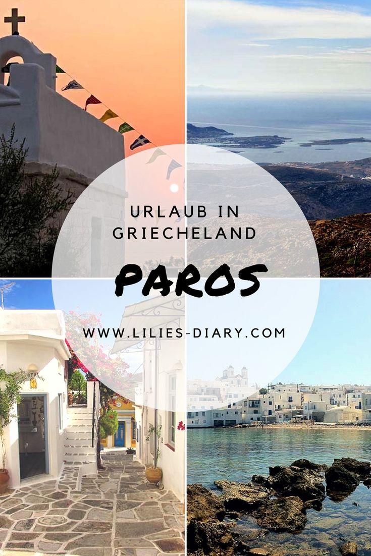 Die Kykladeninsel Paros in Griechenland ist das perfekte Reiseziel. #paros #greece #griechenland