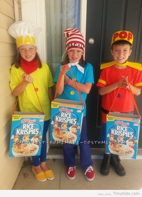 Trio Halloween Costumes For Kids