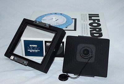 Ilford #(harman) titan 4x5 #pinhole #camera - excellent condition with box…