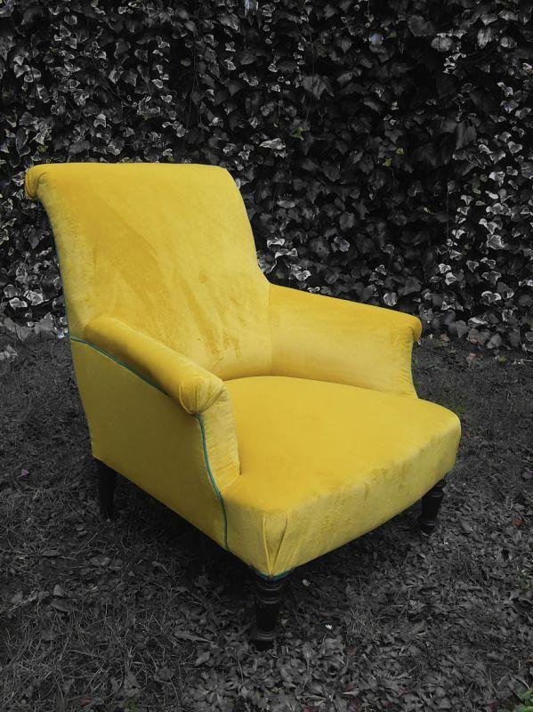 les 25 meilleures id es de la cat gorie fauteuil anglais. Black Bedroom Furniture Sets. Home Design Ideas