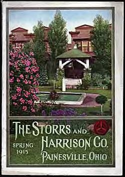 The Storrs and Harrison Co. (1915)Seeds Packets, Vintage Seeds, Seeds Catalog