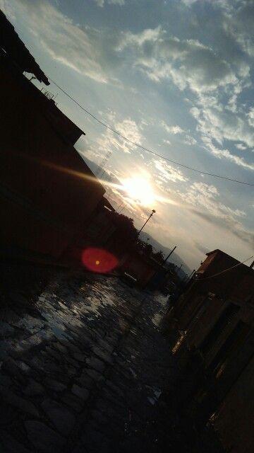 Temascalcingo - Puesta de sol