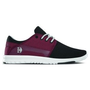 Etnies Scout Shoes - Charcoal / Heather