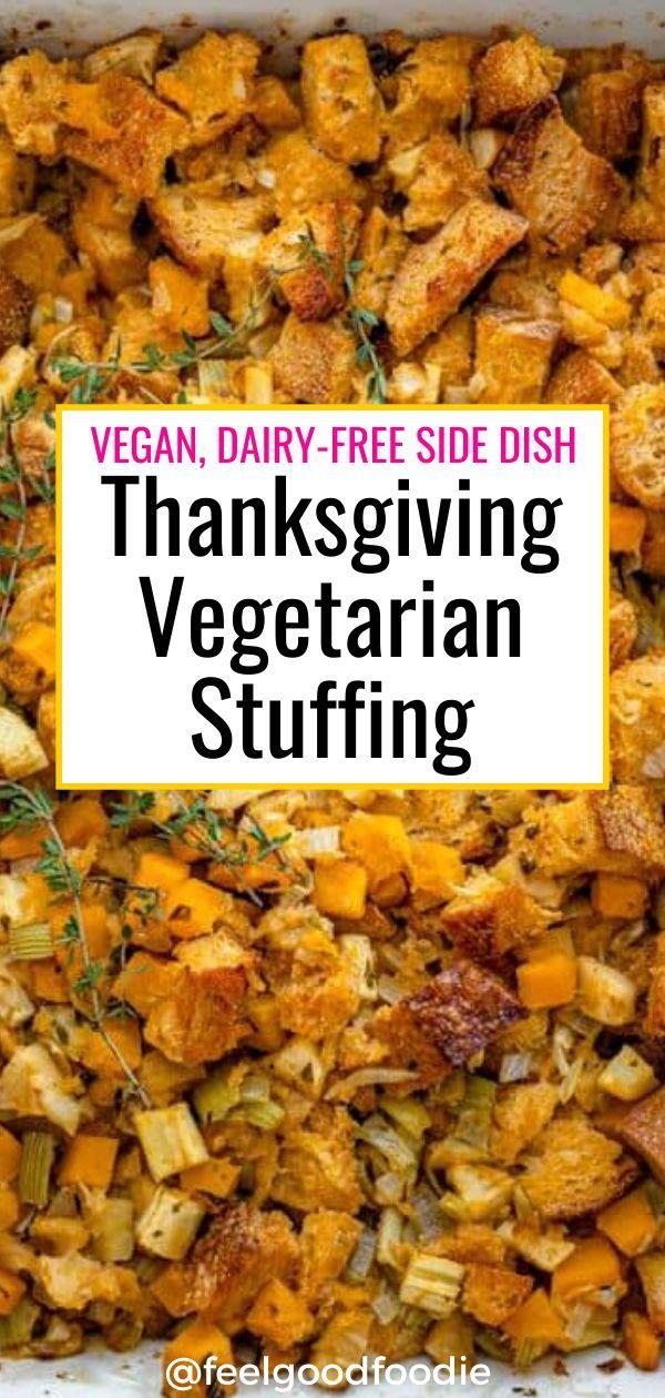 Thanksgiving Vegetarian Stuffing Recipe Vegetarian Stuffing Vegetarian Stuffing Recipe Recipes