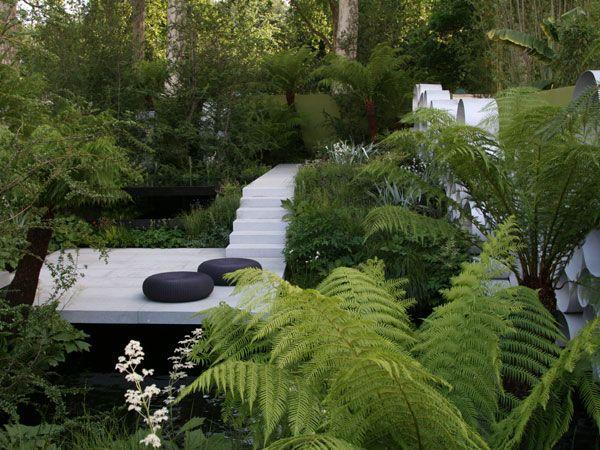48 best small urban garden design images on pinterest
