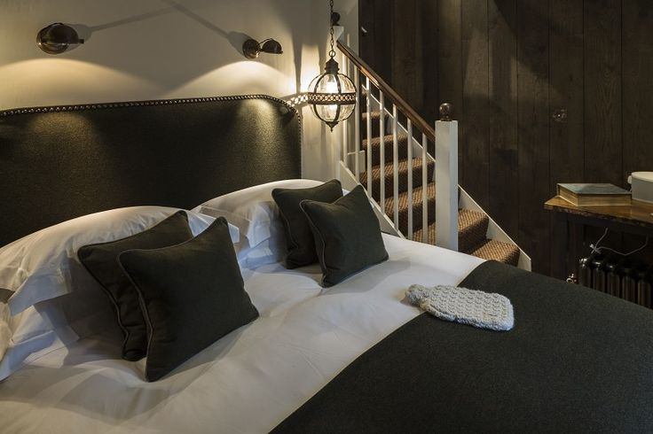 Modern Country Style: Modern Country Hotels: No. 131, Cheltenham Click through for details.