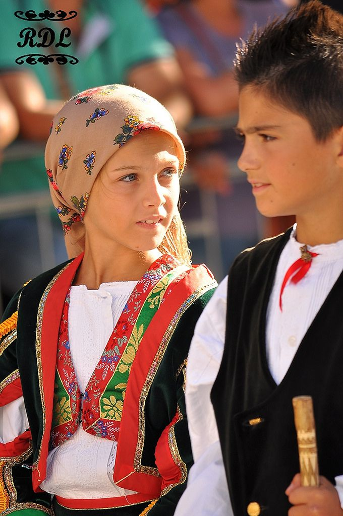 Costume Sardo Gadoni | Flickr - Photo Sharing!
