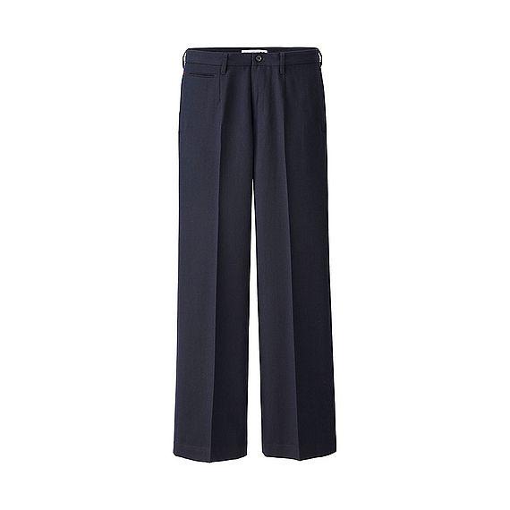 Женские брюки широкие в итальянском стиле