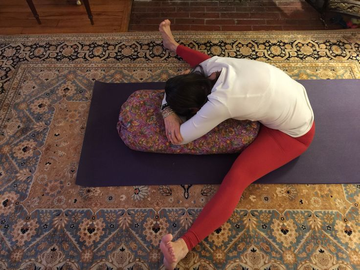 44 best Restorative Yoga images on Pinterest | Restorative ...