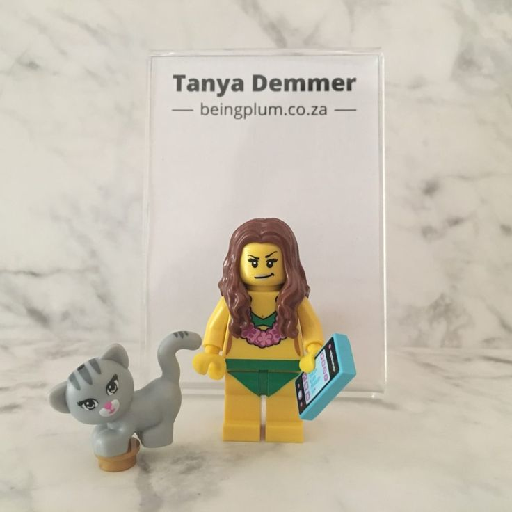 Mini-me and mini-Jack. Personalised Lego gifts – Being Plum