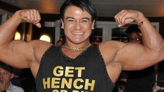 candice armstrong des steroides transforment une femme en homme 3   Les stéroïdes transforment une femme en homme   trenbolone transformatio...