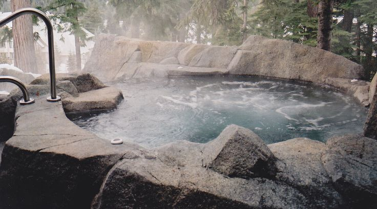 Vancouver & Whistler Custom Hot Tub Projects