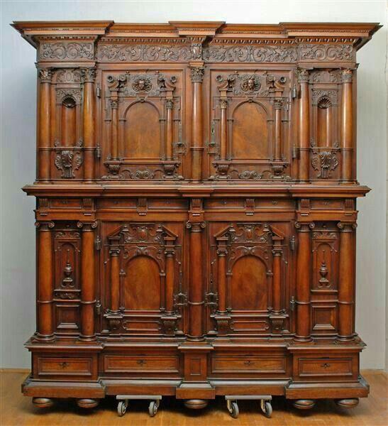 967 besten renaissance neo renaissance furniture bilder - Viktorianische mobel ...