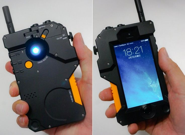 Metal Gear Solid iDroid iPhone Case