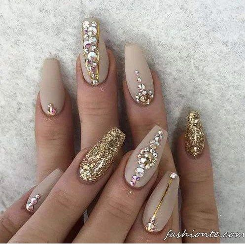 150  Latest Nail Art Ideas for Perfect Summer 2016 2017
