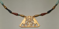 Egyptian Pectoral with the name of Se … ca. 1897-1878 B.C.E.
