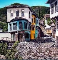 Türkiye Bursa evleri