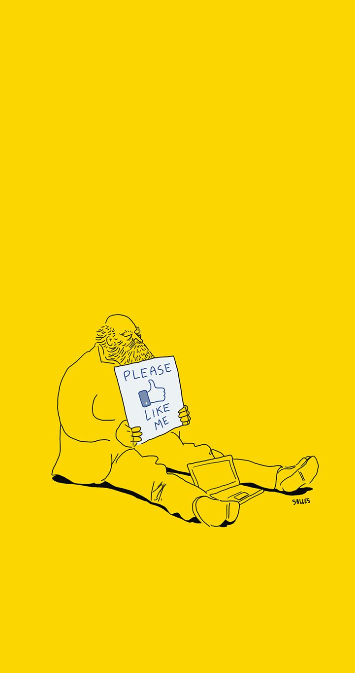 Cynical and Humorous Illustrations by Eduardo Salles