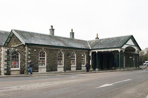 Old Windermere Railway Station, Cumbria
