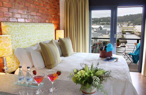 Turbine Hotel & Spa Knysna, South Africa