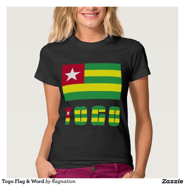 Togo Flag & Word Shirts