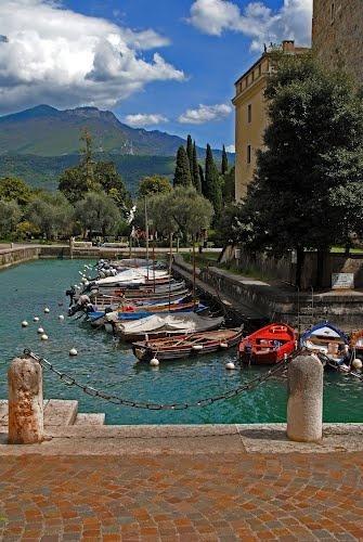 Riva del Garda, Trentino province, Trentino Alto Adige region Italy