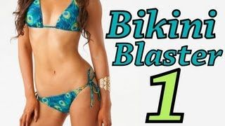 Bikini Blaster 1! HIIT IT HARD!, via YouTube.