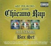 Chicano Rap All Stars [Box Set] [CD] [PA]