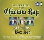 Chicano Rap All Stars [Box Set] [CD] [PA]