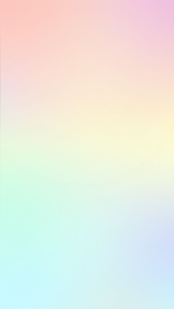 Pastel pink yellow mint rainbow ombre iphone phone wallpaper background lockscreen