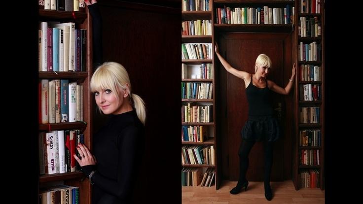 Bára Nesvadbová - author