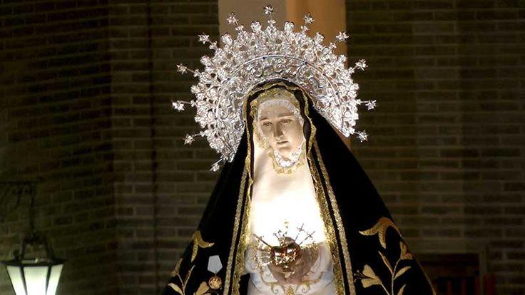 Procesión de Viernes de Dolores