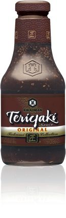 Recipes, Cooking Products and More for Home Cooks - Kikkoman : Teriyaki Takumi Collection - Original